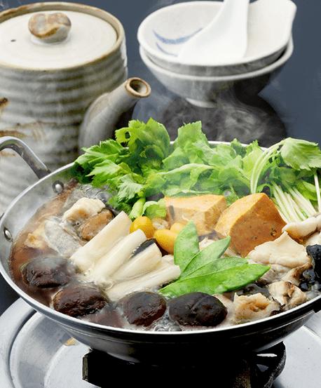 Ankou-Nabe(Monkfish stew)