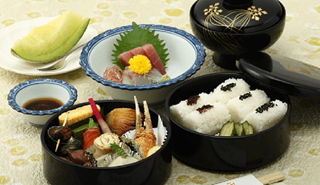 Makunouchi set  (reservation only)